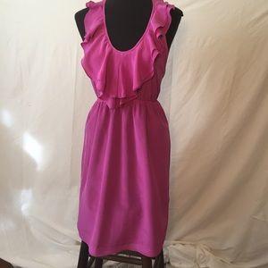 MM Miss Me Silk Halter Dress Medium